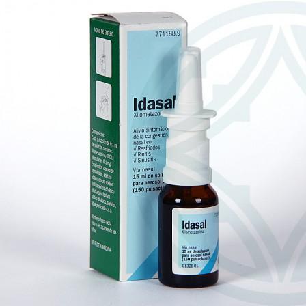 Farmacia Jiménez | Idasal nebulizador nasal 15 ml