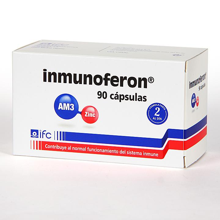 Farmacia Jiménez | Inmunoferon 90 Cápsulas