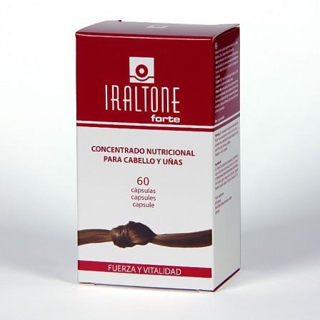 Farmacia Jiménez | Iraltone Forte 60 Cápsulas