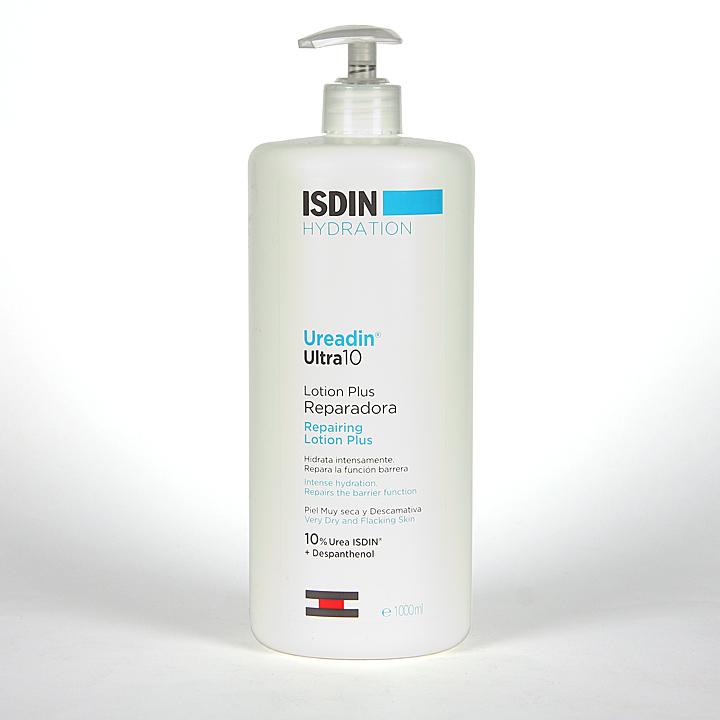 Farmacia Jiménez | Isdin Hydration Ureadin Ultra10 Lotion Plus Reparadora 1000 ml