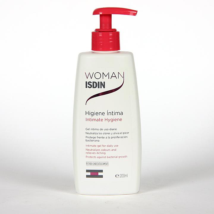 Farmacia Jiménez | Woman Isdin Higiene Intima 200 ml