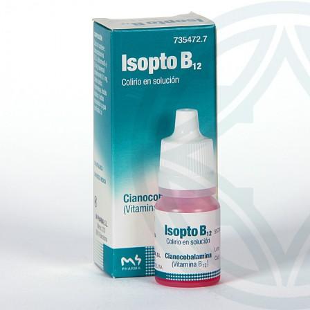 Farmacia Jiménez | Isopto B12 colirio 5 ml