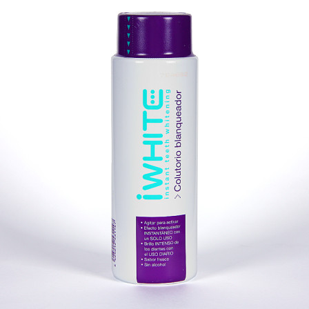 Farmacia Jiménez | Iwhite Instant Colutorio Blanqueador 500 ml