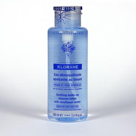 Farmacia Jiménez | Klorane Agua Desmaquillante calmante 400 ml