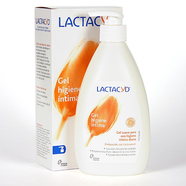 Farmacia Jiménez | Lactacyd Gel higiene íntima diaria 400 ml