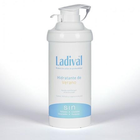 Farmacia Jiménez | Ladival Hidratante de Verano 500 ml