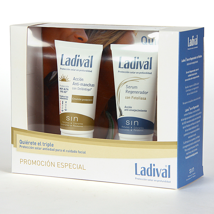 Farmacia Jiménez | Ladival Pack Cofre Antiedad
