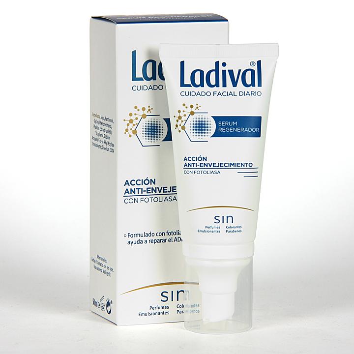 Farmacia Jiménez | Ladival Serum Regenerador con Fotoliasa 50 ml