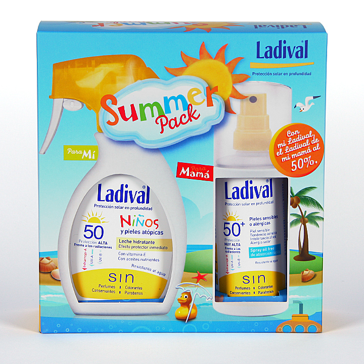 Farmacia Jiménez | Ladival Summer Pack Familiar