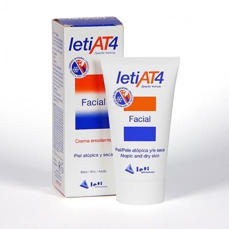 Farmacia Jiménez | Leti AT4 Crema Facial 50 ml