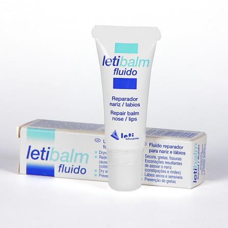 Farmacia Jiménez | Letibalm Fluido Reparador para nariz y labios