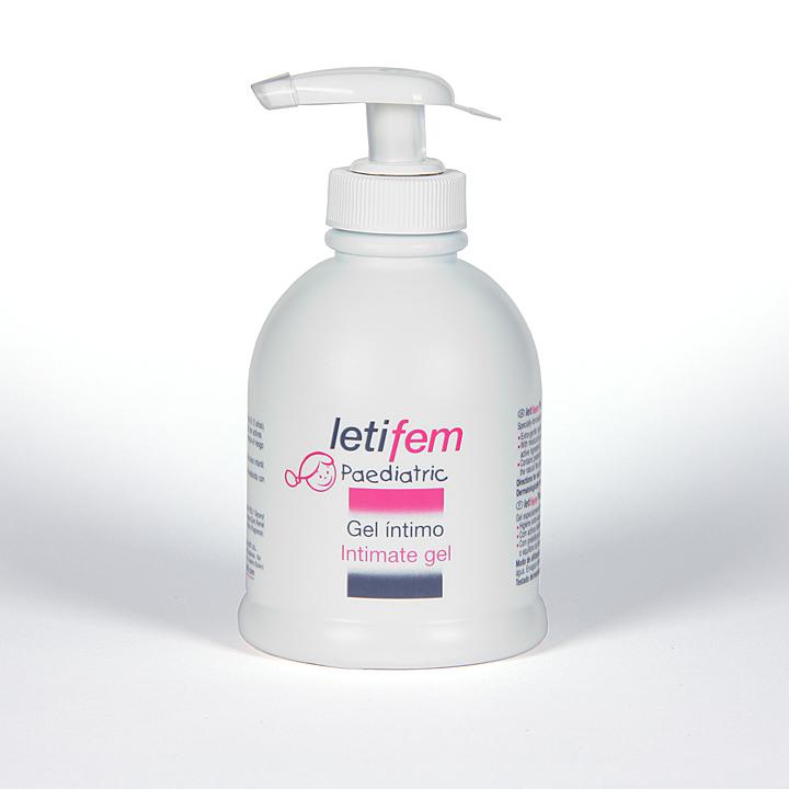 Farmacia Jiménez | Letifem Pediátrico gel íntimo 250 ml