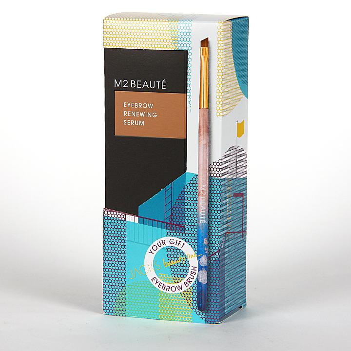 Farmacia Jiménez | M2 Beaute Eyebrow Serum Activador de Cejas + Pincel Profesional Regalo