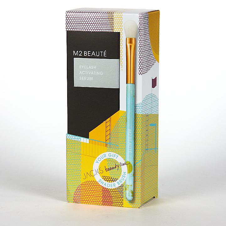 Farmacia Jiménez | M2 Beaute Eyelash Serum Activador de Pestañas + Pincel Profesional Regalo