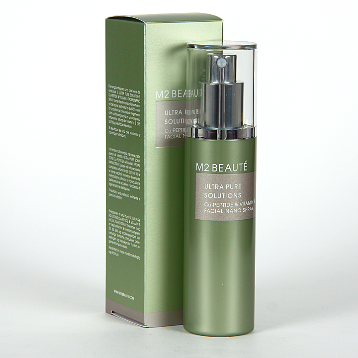Farmacia Jiménez | M2 Beaute Ultra Pure Solution Cu Peptide y Vitamin B 75 ml