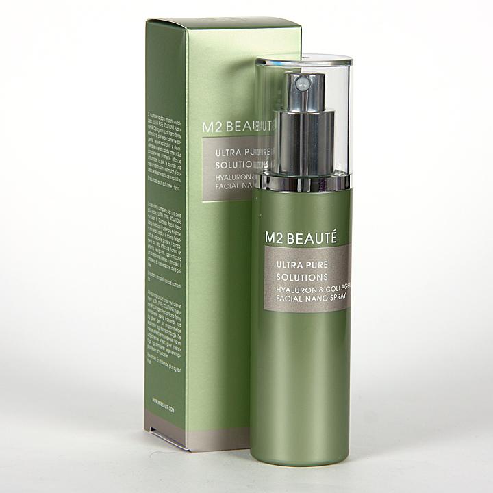 Farmacia Jiménez | M2 Beaute Ultra Pure Solution Hyaluron y Collagen 75 ml