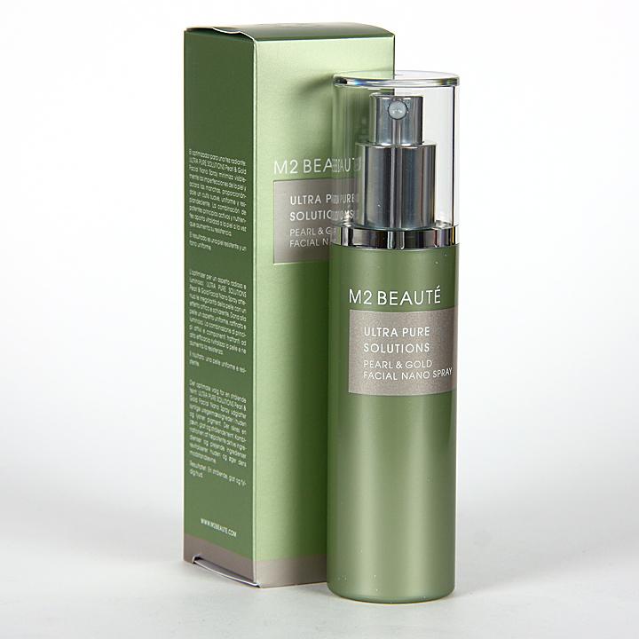 Farmacia Jiménez | M2 Beaute Ultra Pure Solution Pearl y Gold 75 ml