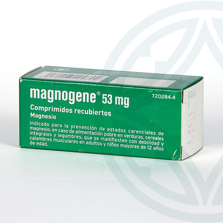 Farmacia Jiménez | Magnogene 53 mg 45 comprimidos recubiertos