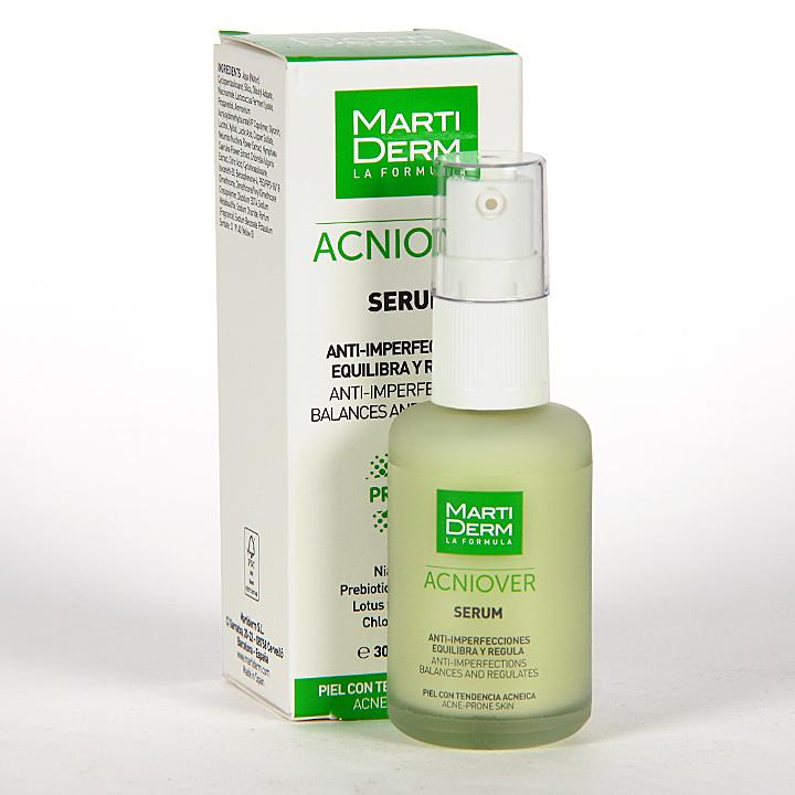 Farmacia Jiménez | Martiderm Acniover Serum Antiimperfecciones 30 ml