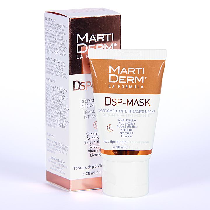 Farmacia Jiménez | Martiderm DSP-Mask Mascarilla despigmentante 30 ml