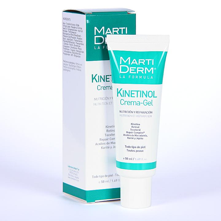 Farmacia Jiménez | Martiderm Kinetinol Crema-Gel 50 ml