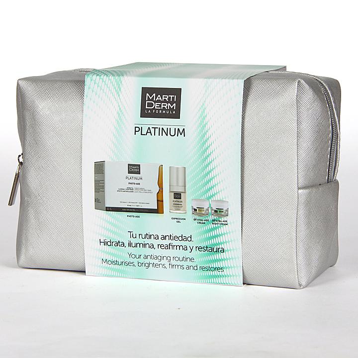 Farmacia Jiménez | Martiderm Neceser Platinum Pack