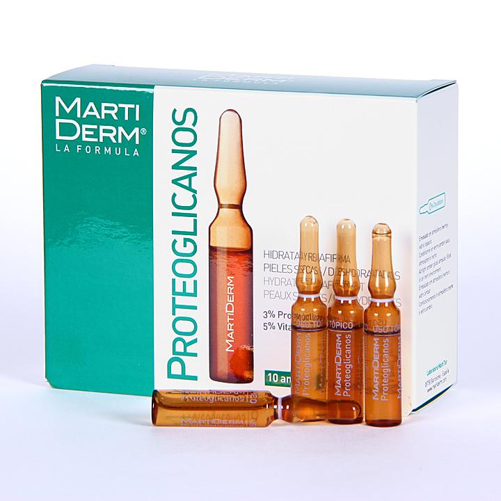Farmacia Jiménez | Martiderm Proteoglicanos 10 ampollas