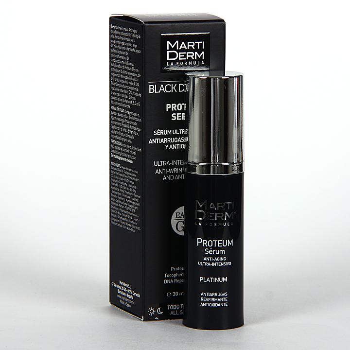 Farmacia Jiménez | Martiderm Proteum Serum Easy Go Black Diamond 30 ml