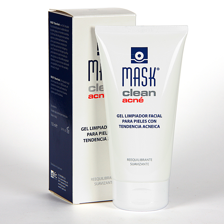 Farmacia Jiménez | Mask Clean Acné gel limpiador facial 150 ml