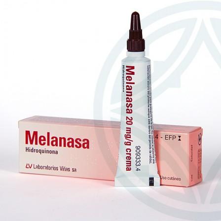 Farmacia Jiménez | Melanasa 20 mg/g crema 15 g