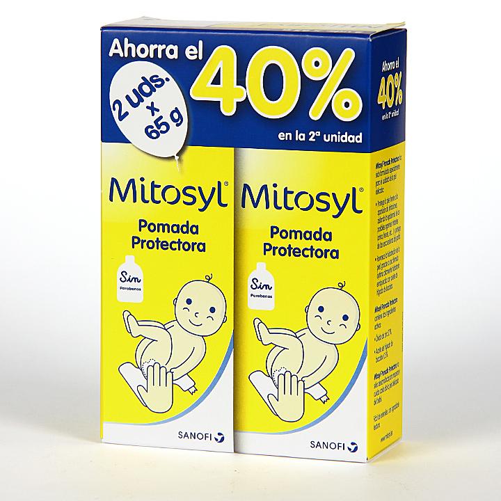 Farmacia Jiménez | Mitosyl Pomada Protectora 65g Pack Duplo