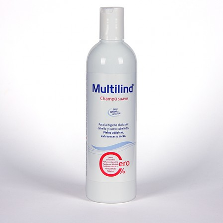 Farmacia Jiménez | Multilind Champú 400 ml