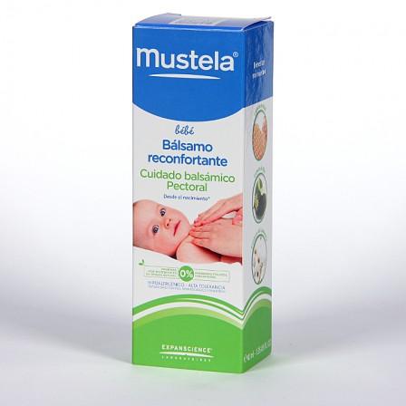 Farmacia Jiménez | Mustela Bálsamo reconfortante 40 ml