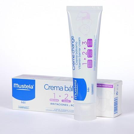 Farmacia Jiménez | Mustela Crema bálsamo 100 ml