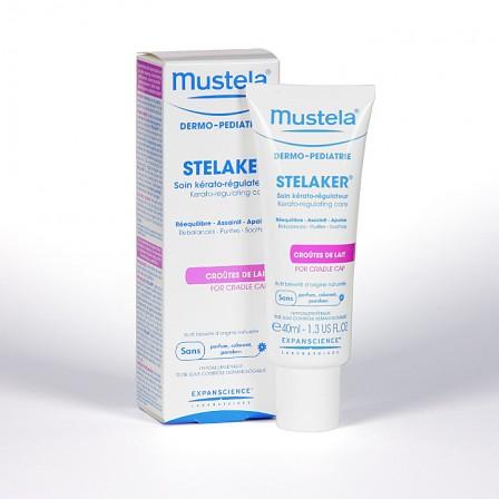 Farmacia Jiménez | Mustela Stelaker Crema 40 ml
