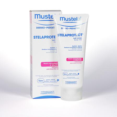 Farmacia Jiménez | Mustela Stelaprotect Leche Corporal 200 ml