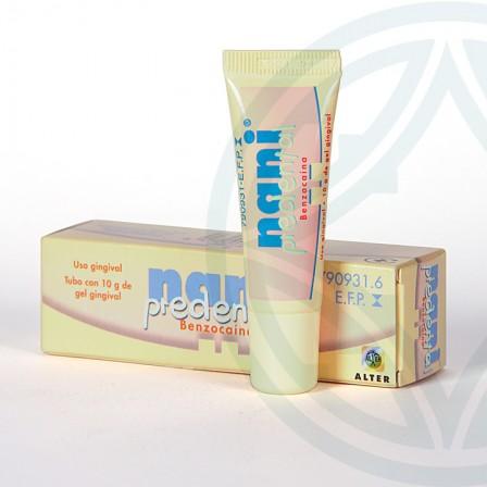 Farmacia Jiménez | Nani Pre Dental gel tópico 10 g