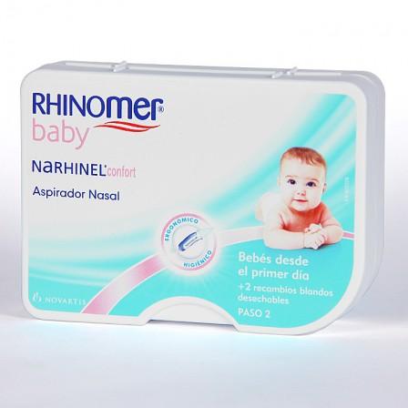 Farmacia Jiménez | Narhinel Confort Aspirador nasal