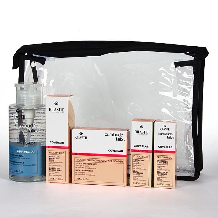 Farmacia Jiménez | Neceser Maquillaje Coverlab 15% descuento + Agua micelar Regalo 04