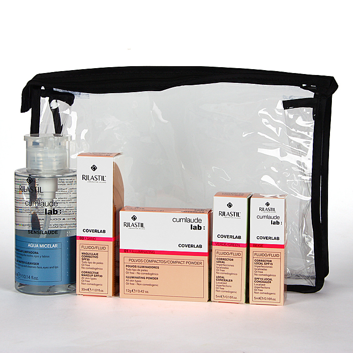 Farmacia Jiménez | Neceser Maquillaje Coverlab 15% descuento + Agua micelar Regalo 03