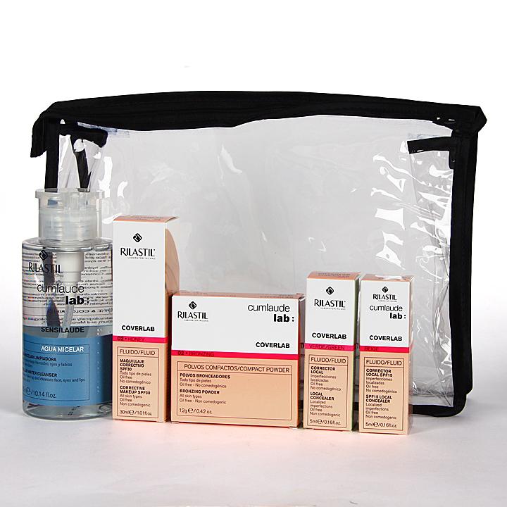 Farmacia Jiménez | Neceser Maquillaje Coverlab 15% descuento + Agua micelar Regalo 05