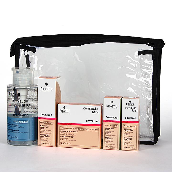 Farmacia Jiménez | Neceser Maquillaje Coverlab 15% descuento + Agua micelar Regalo 06