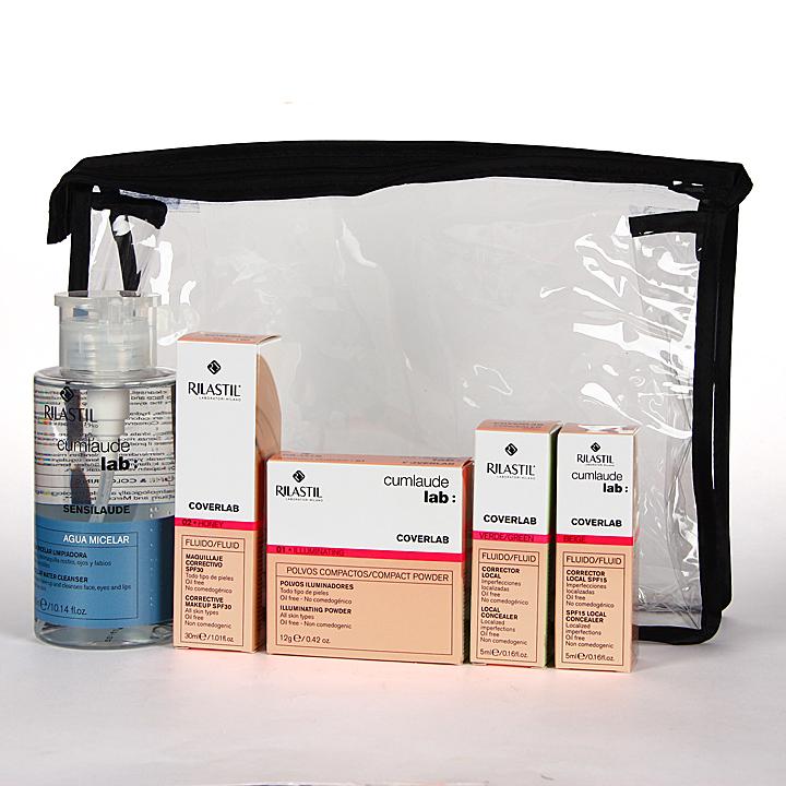Farmacia Jiménez | Neceser Maquillaje Coverlab 15% descuento + Agua micelar Regalo 02