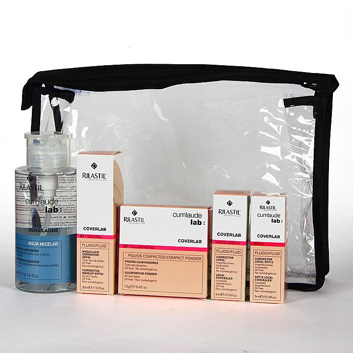 Farmacia Jiménez | Neceser Maquillaje Coverlab 15% descuento + Agua micelar Regalo 01