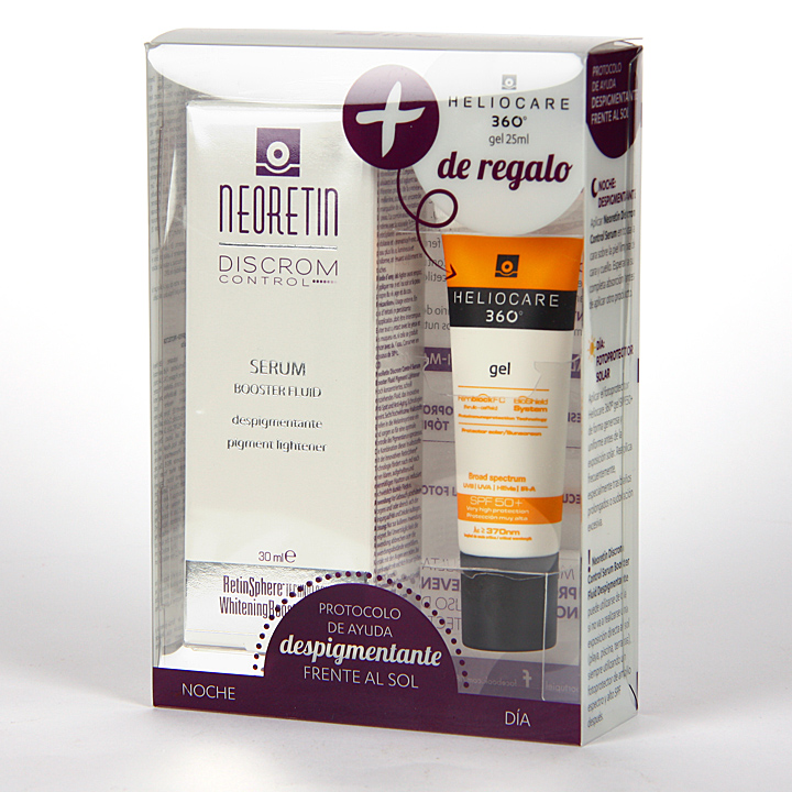 Farmacia Jiménez | Neoretin Serum 30 ml + Heliocare 360º Gel 25 ml Gratis