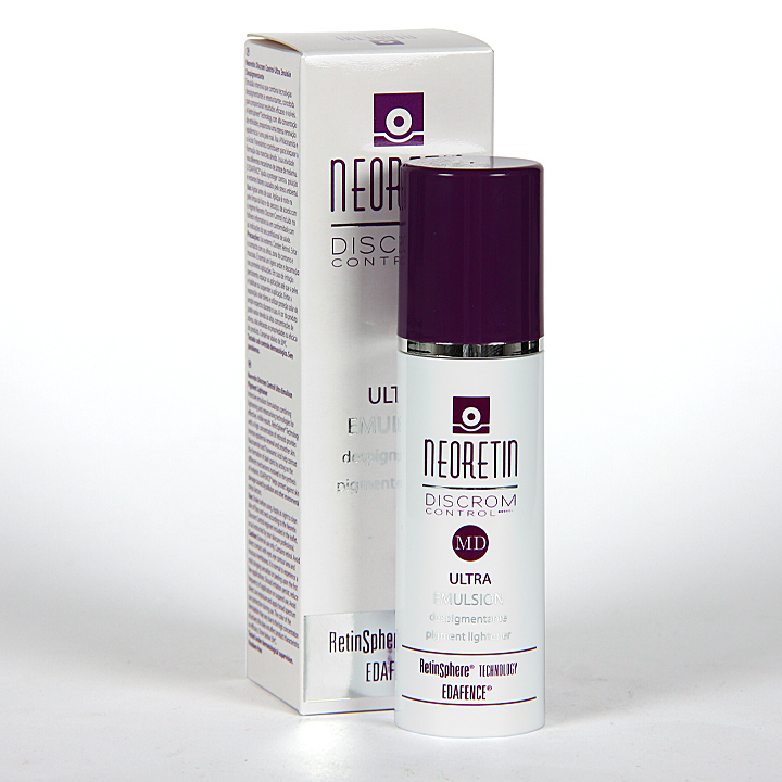 Farmacia Jiménez | Neoretin Discrom Control Ultra Emulsión 30 ml