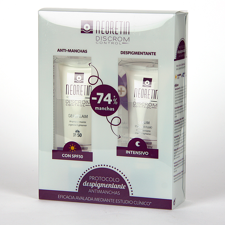 Farmacia Jiménez | Neoretin Serum 30 ml + Neoretin Gelcream 40 ml Pack 20% Descuento