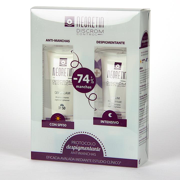 Farmacia Jiménez | Neoretin Serum + Neoretin Gelcream Pack 20% Descuento