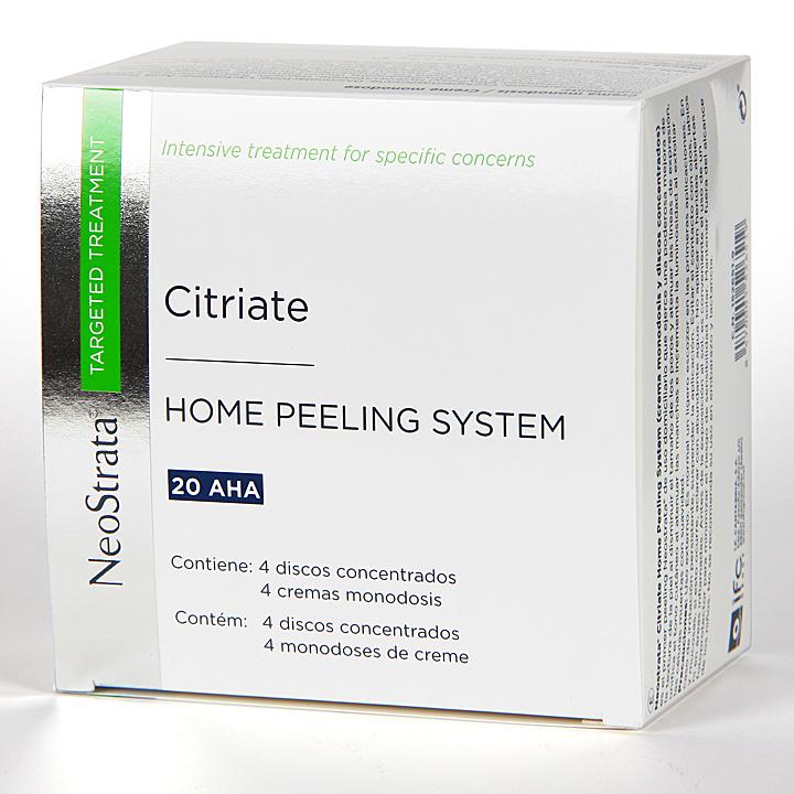 Farmacia Jiménez | NeoStrata Targeted Citriate Home Peeling 4 Discos