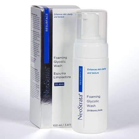 Farmacia Jiménez | NeoStrata Resurface Espuma Limpiadora 100 ml